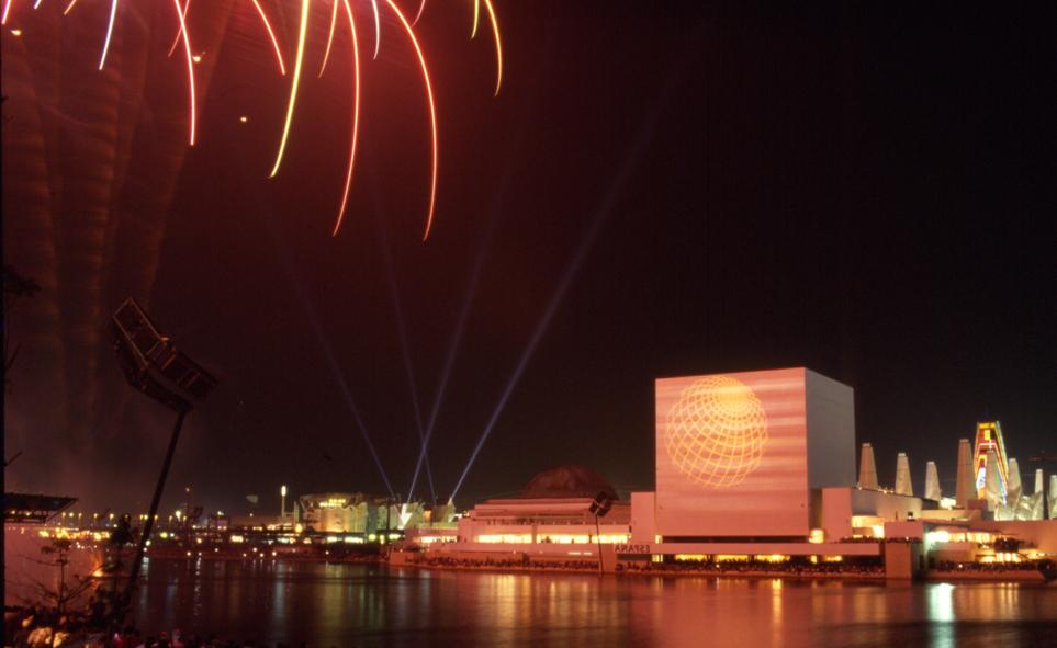 Pabellón de España Expo 92