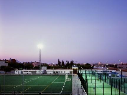 Centro deportivo municipal Camino Viejo