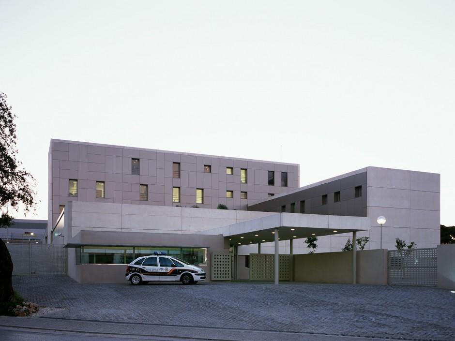 #9 · Comisaria Policia Algeciras