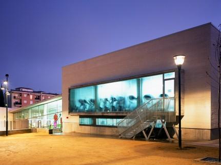 Centro deportivo y piscina climatizada en Alcalá la Real