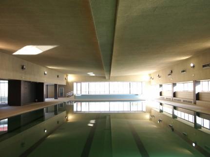 Cubrición y climatización de la piscina municipal Nueva Sevilla