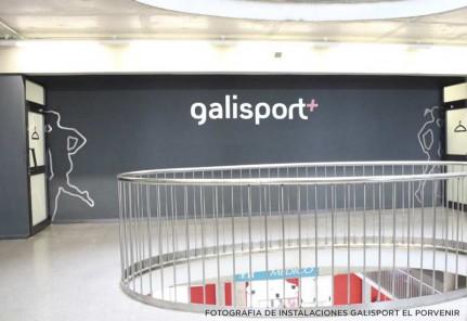 Centro deportivo municipal Catalana de Gas