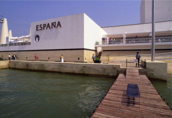 #15 Pabellón de España