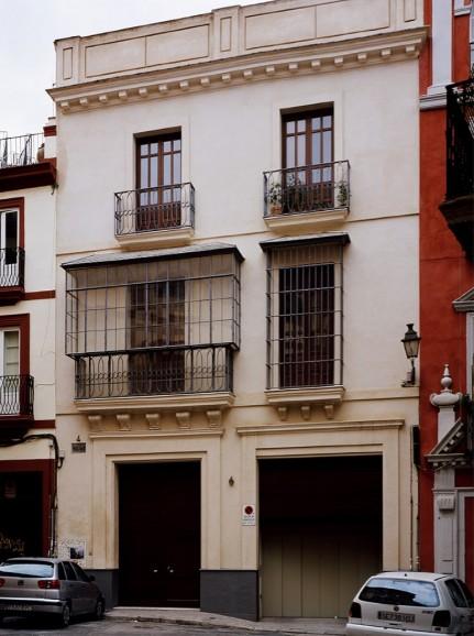 Edificio de 7 viviendas en la Calle Muñoz y Pabón, Sevilla