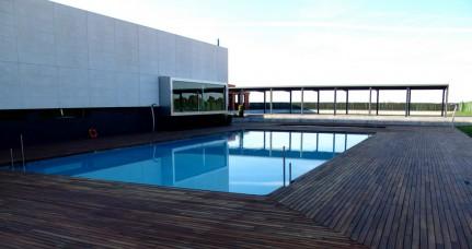 Centro balneario SPA hotel Hacienda La Boticaria
