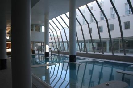 Proyecto básico y de ejecución y dirección de obra de Spa en edificio de alojamiento y turismo joven