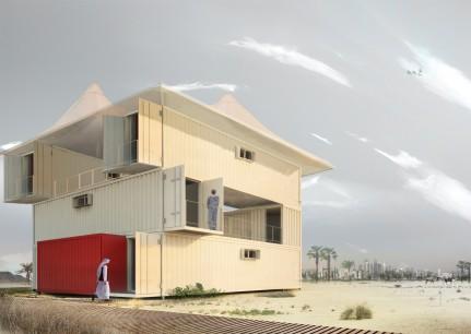 Viviendas Prefabricadas en Qatar