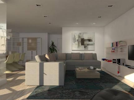 Reforma vivienda Edificio Punta Umbría, Huelva