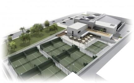 Centro deportivo La Mulata, Utrera