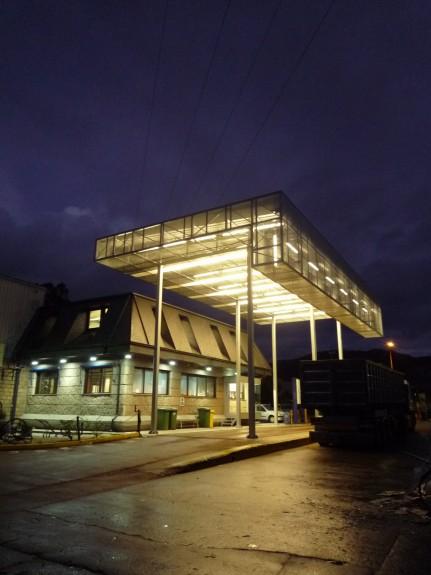 Reforma de oficinas Lajo y Rodríguez, Porriño (Pontevedra)